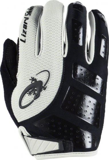 Lizard Skins fietshandschoenen Monitor SL grijs/zwart maat 11