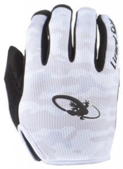 Lizard Skins fietshandschoenen Monitor wit/zwart maat 12