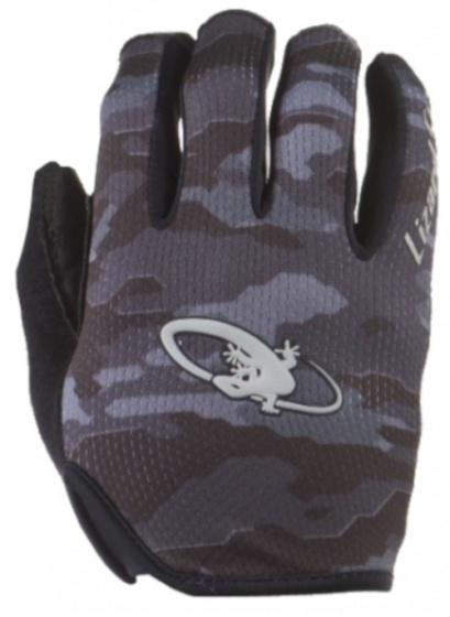 Lizard Skins fietshandschoenen Monitor zwart/grijs maat 10