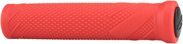 Lizard Skins handvatten MacAskill S Compound 140 mm rood 2 stuks