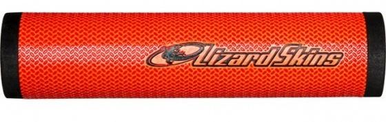 Lizard Skins stuurgrepen DSP 30,3 mm oranje 130 mm 2 stuks