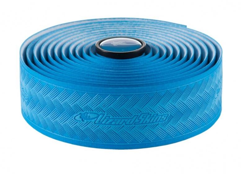Lizard Skins stuurlint DSP 226 cm 2 stuks 3,2 mm blauw