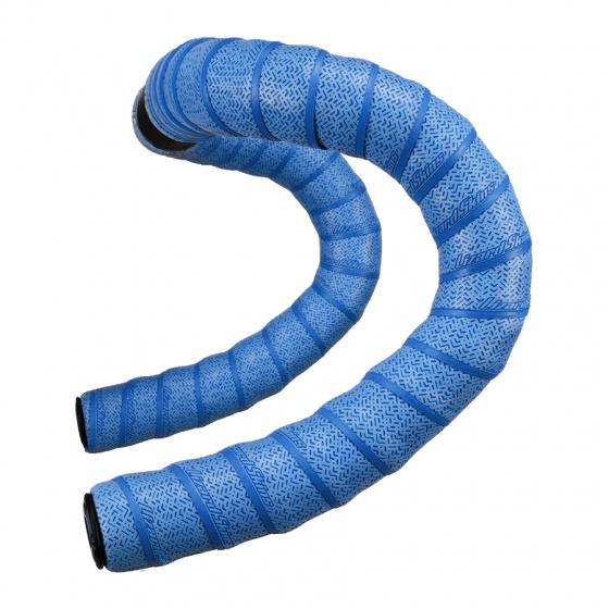 Lizard Skins stuurlint DSP V2 2,5 mm polymeer blauw 2 stuks