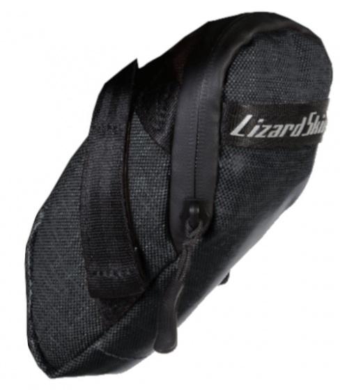 Lizard Skins zadeltas Cache zwart 0,97 liter