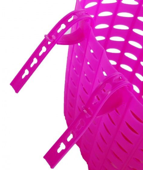 L.O.L. Surprise fietsmand 3,5 liter roze