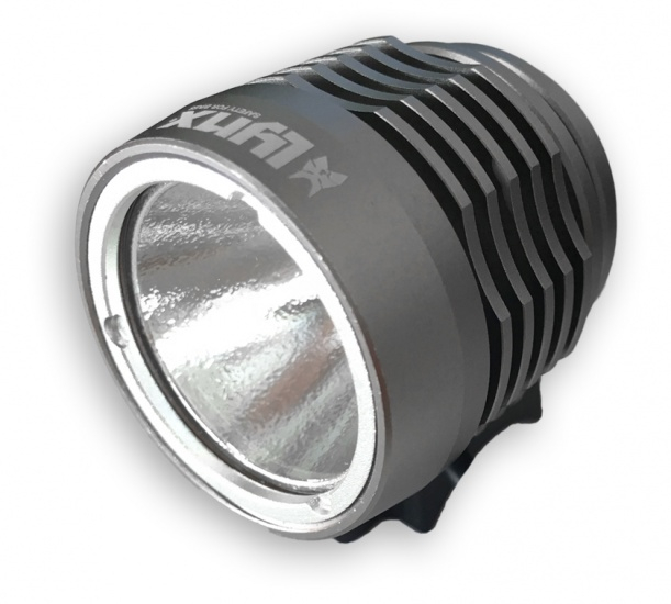 Lynx koplamp Pro High Power led accu grijs