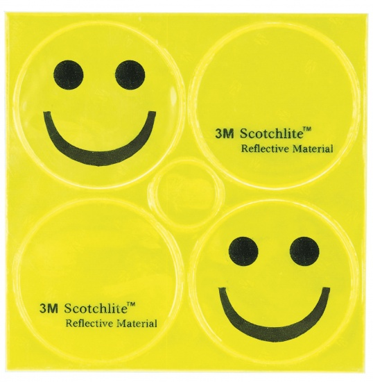M Wave 3M Scotchlite Reflex Sticker