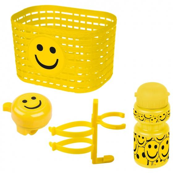 Korting Ventura Accessoiresset Kids Smile 4 delig Geel