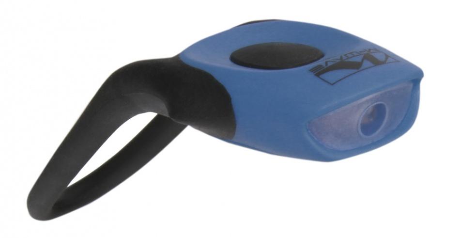 M Wave Batterijlicht LED Voor Cobra Blauw