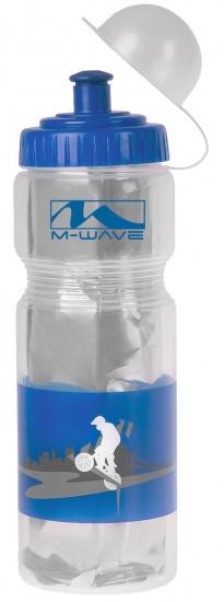 M Wave Bidon Thermo PBO 400 ISO Blauw / Transparant