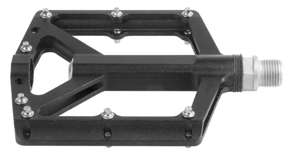 M Wave Platformpedaal BMX 9/ 16 Inch zwart per set