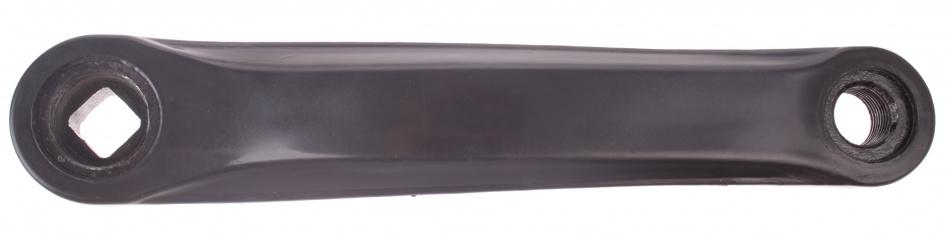 Korting M wave Crank Met Cover Staal 170mm Links Zwart