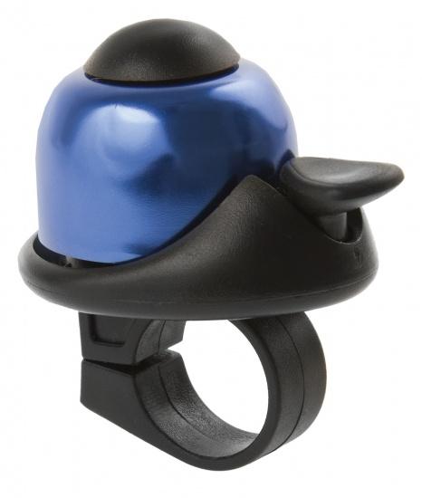 M Wave Fietsbel Mini Bella 36mm Blauw