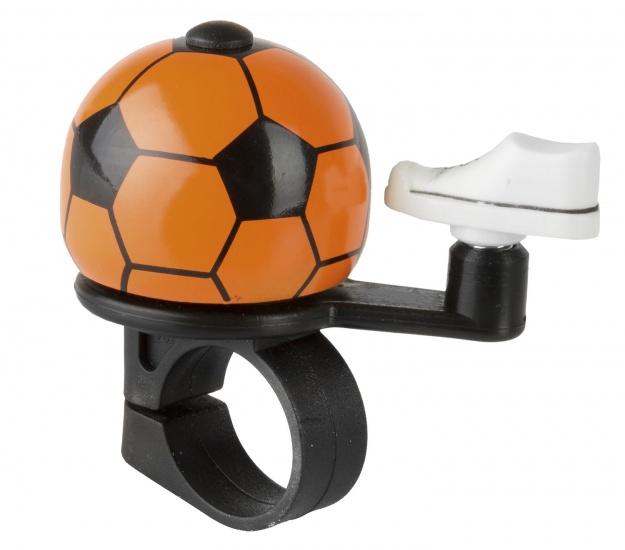 M Wave Fietsbel Mini Voetbal Nederland