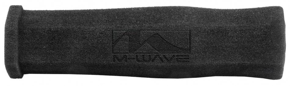 M Wave Handvat Universeel Zeshoekig 125 mm Zwart Per Set