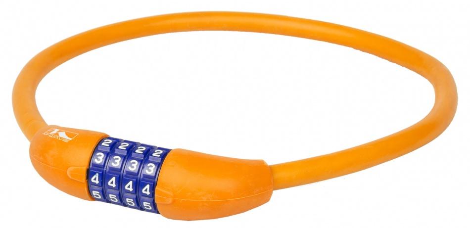 M Wave Kabeslot DS 12.6,5 S 650 x 12 mm oranje