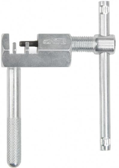 M Wave kettingpons 6 7 8 9 10 11S staal zilver