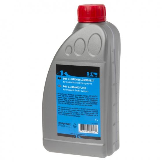 M Wave Remvloeistof DOT 5.1 1 Liter