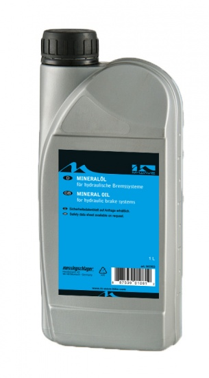 M Wave Remvloeistof Mineraal Olie 1 Liter