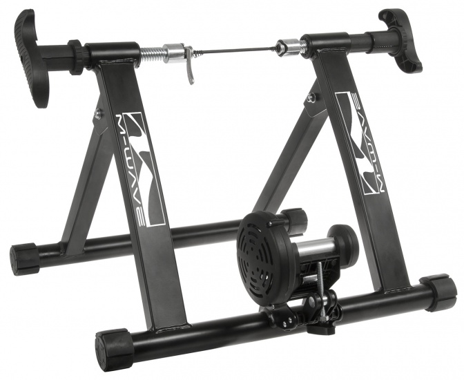 M Wave Ergotrainer Yoke N Roll 60 Eco Zwart