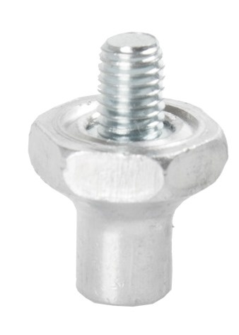 M Wave Spikes Voor MTB Schoenen Zilver Per Stuk