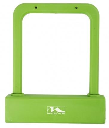 M Wave U Slot B205 205 x 12 mm groen