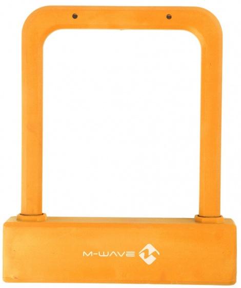 M Wave U Slot B205 205 x 12 mm oranje