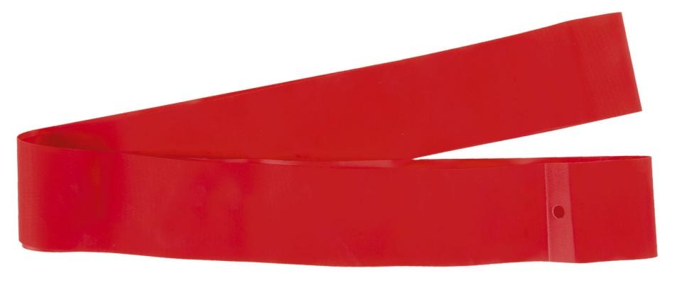 M Wave Velglint 26 inch x 65 mm rood per stuk
