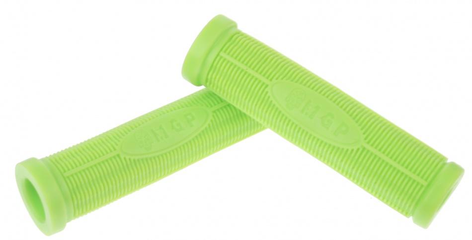 Madd Gear Handvat Grips Voor Step 135 mm Groen 2 Stuks