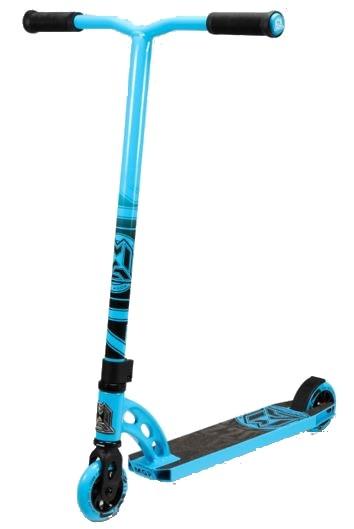 Madd Gear VX6 Pro stunstep Unisex Voetrem Blauw
