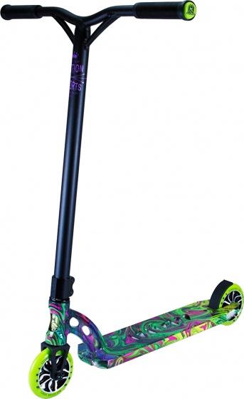 Madd Gear VX7 Extreme Blaze Junior Voetrem Zwart/Groen