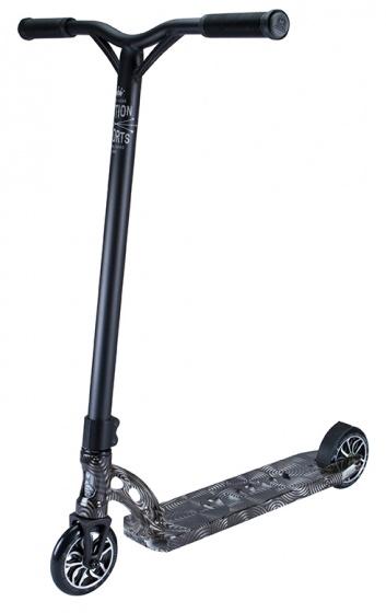 Madd Gear VX7 Extreme Metallic Circles Junior Voetrem Zwart