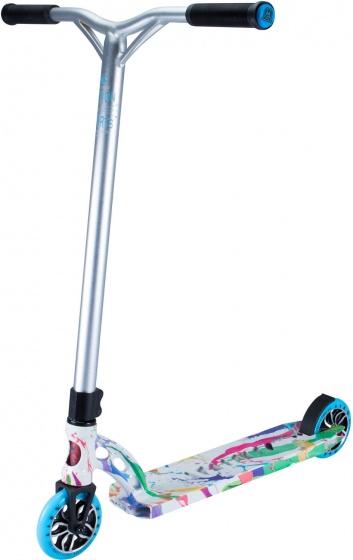 Madd Gear VX7 Extreme Paint Splash stuntstep Junior Voetrem Multicolor
