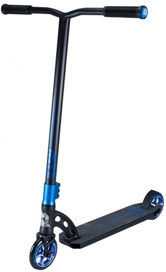 Madd Gear VX7 Nitro Junior Voetrem Zwart/Blauw
