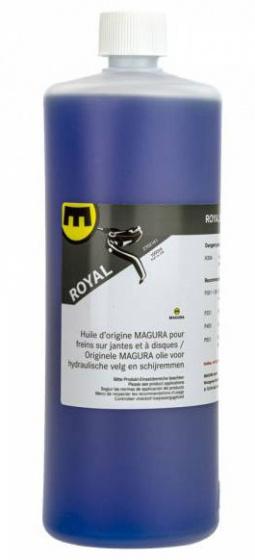 Magura rem olie Royal Blood hydraulische remmen 1 liter blauw