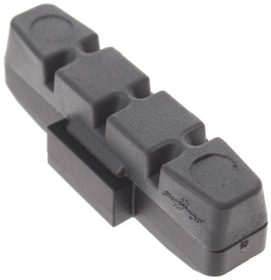 Magura remblokrubber HS33 hydraulisch 50 x 17 mm grijs per stuk