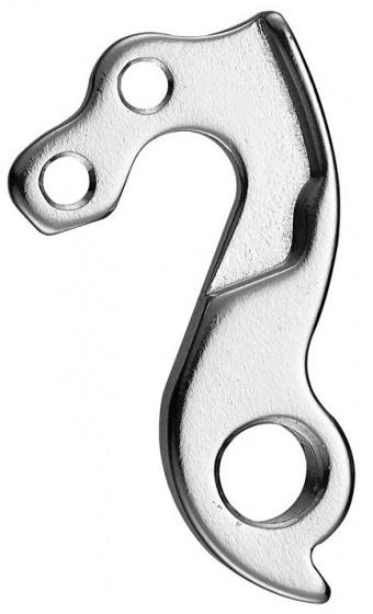 Korting Union Derailleurhanger Gh 092 Zilver