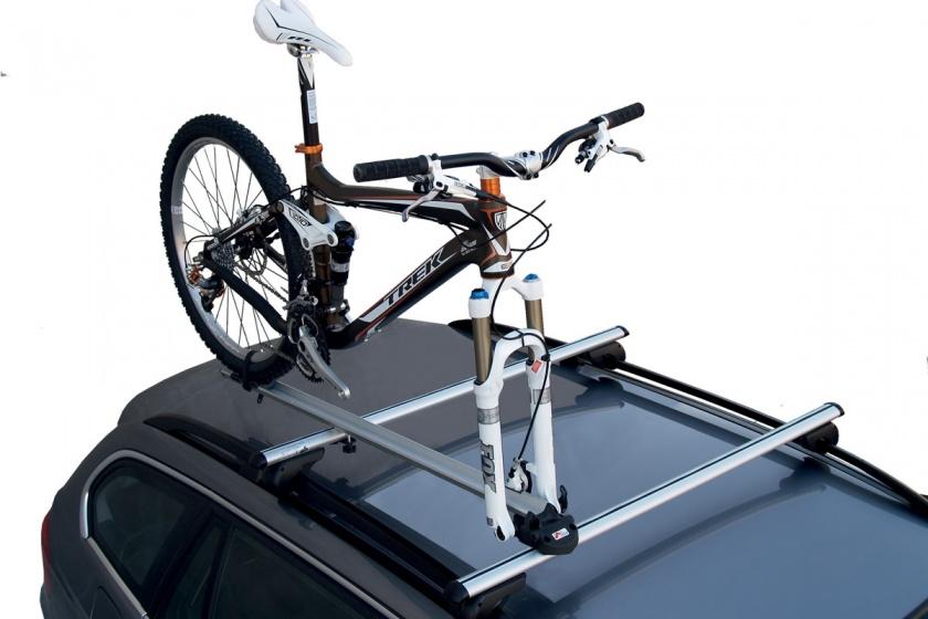 Menabo Bike Pro fietsendrager dak 1 fiets zilver