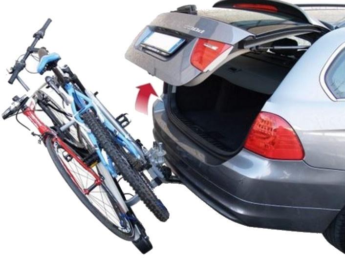 Menabo Project Tilting 3 fietsendrager 3 fietsen zilver