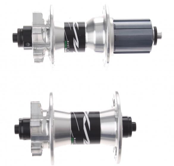 Miche navenset XM50 MTB 32/32 gaats zilver
