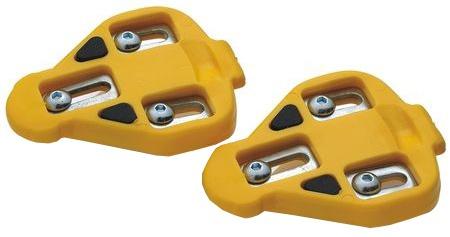 Miche Schoenplaatjes Set vast geel
