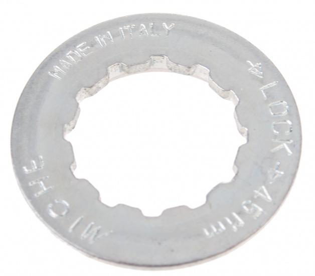 Miche Sluitring Campagnolo 9SP zilver