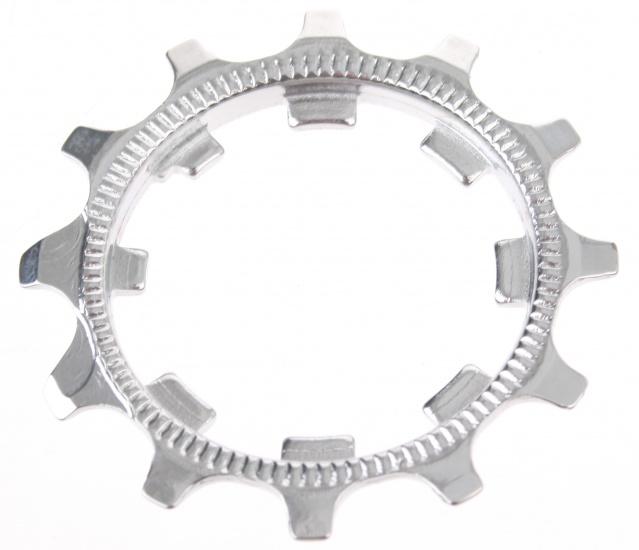 Miche Tandwiel met borst 14T Campagnolo 9/10SP zilver