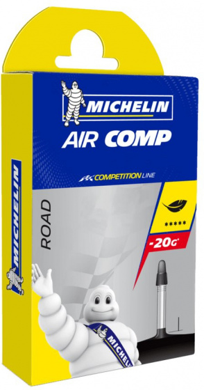 Michelin binnenband Aircomp Ultralight A1 18/23 622 Presta 52 mm
