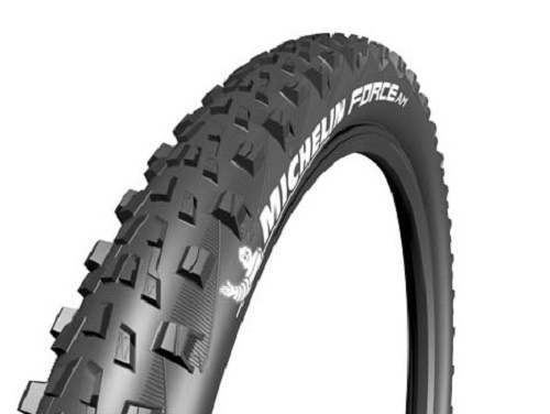 Michelin buitenband Force AM 29 x 2.35 (58 584) TLR zwart