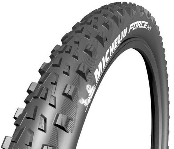 Michelin buitenband Force AM MTB 27,5 x 2,35 58 584 zwart