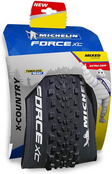Michelin buitenband Force XC 29 x 2.25 inch (57 622) zwart