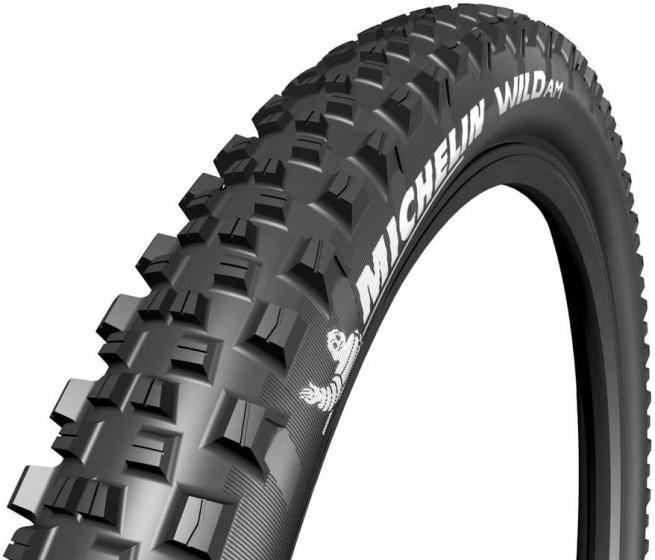 Michelin buitenband MTB Wild AM 27.5 x 2.80 71 584 zwart