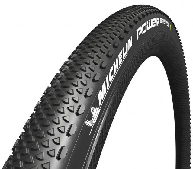 Michelin buitenband Power Gravel 28 x 1,35 40 622 zwart