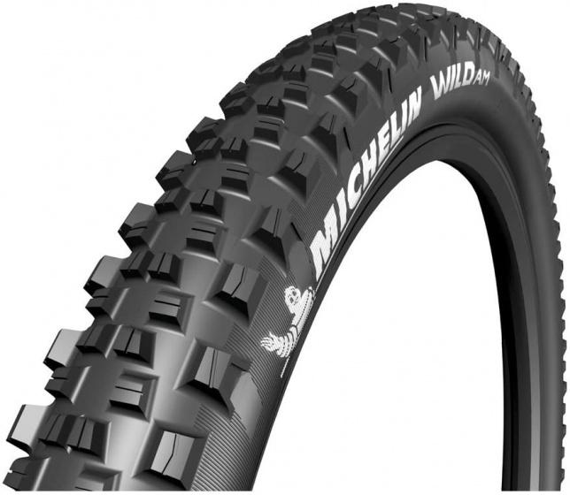 Michelin buitenband Willd AM 27.5 x 2.60 (66 584) rubber zwart